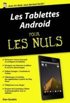 Les Tablettes Android pour les Nuls (ebook)