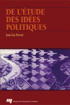 De l'étude des idées politiques (ebook)