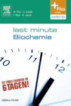 Last Minute Biochemie (ebook)
