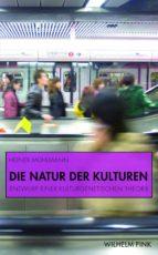 Die Natur der Kulturen (ebook)