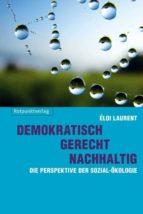 Demokratisch - gerecht - nachhaltig (ebook)