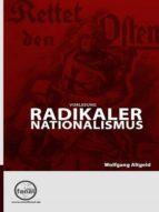 Vorlesung Radikaler Nationalismus (ebook)