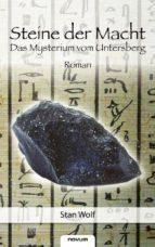 Steine der Macht (ebook)