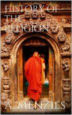 History of Religion  (ebook)
