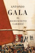 El manuscrito carmesí (ebook)