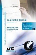 La prueba pericial (ebook)