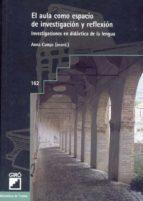 El aula como espacio de investigación y reflexión (ebook)