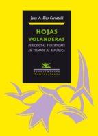 Hojas volanderas (ebook)