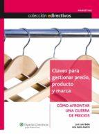 Claves para gestionar precio, producto y marca (ebook)
