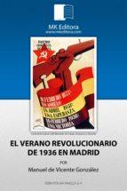 El verano revolucionario de 1936 en Madrid (ebook)