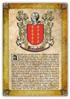 Apellido Aretxabala / Origen, Historia y Heráldica de los linajes y apellidos españoles e hispanoamericanos