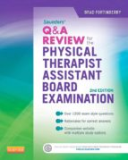 Saunders Q&A Review for the Physical Therapist Assistant Board Examination (ebook)
