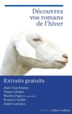 Extraits Rentrée littéraire Janvier 2015 Robert Laffont (ebook)