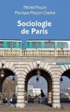 Sociologie de Paris (ebook)