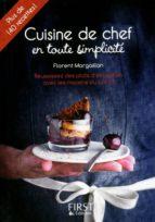 Petit Livre de - Cuisine de chef en toute simplicité (ebook)