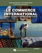 Le commerce international, 4e édition (ebook)