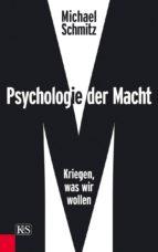Psychologie der Macht (ebook)