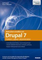 Webseiten erstellen mit Drupal 7 (ebook)