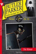 Butler Parker 87 - Kriminalroman (ebook)