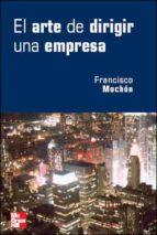 EBOOK-EL ARTE DE DIRIGIR UNA EMPRESA (ebook)