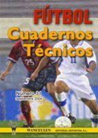 FÚTBOL: CUADERNOS TÉCNICOS Nº 31 (ebook)
