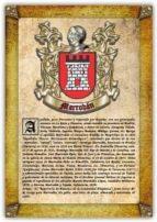 Apellido Marrodán / Origen, Historia y Heráldica de los linajes y apellidos españoles e hispanoamericanos