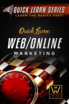 Quick Learn: Web/Online Marketing