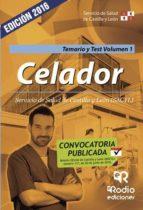 Celador del Servicio de Salud de Castilla y León. Temario y test. Volumen 1 (ebook)