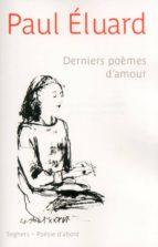 Derniers poèmes d'amour (ebook)