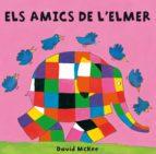 Els amics de l'Elmer (L'Elmer. Tot cartró) (ebook)