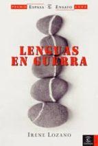 Lenguas en guerra (ebook)