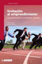 Invitación al emprendimiento (ebook)