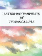 Latter-Day Pamphlets (ebook)