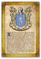 Apellido Vizcarro / Origen, Historia y Heráldica de los linajes y apellidos españoles e hispanoamericanos