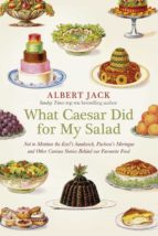 What Caesar Did For My Salad (ebook)
