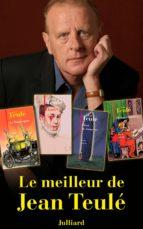 Le Meilleur de Jean Teulé (ebook)