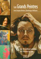 Petit livre de - Les grands peintres (ebook)