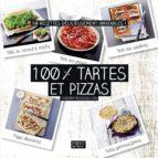 100 % tartes et pizzas (ebook)