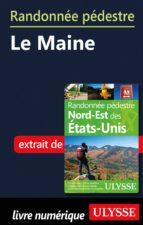 Randonnée pédestre Le Maine (ebook)
