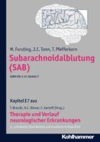 Subarachnoidalblutung (SAB) (ebook)