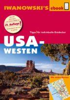USA-Westen - Reiseführer von Iwanowski (ebook)