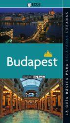 Budapest. Barrio Judío, Józsefváros y Ferencváros (ebook)