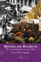 Historia del Rastro III (ebook)
