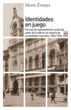 IDENTIDADES EN JUEGO
