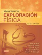 Manual Seidel de exploración física (ebook)