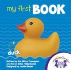 My First Book (ebook)