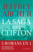 Offre trio Jeffrey Archer - Chroniques de Clifton (ebook)