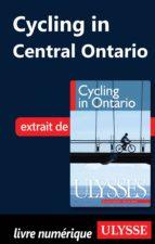 Cycling in Central Ontario (ebook)