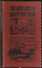 The Busy Life of Eighty-Five Years of Ezra Meeker (ebook)