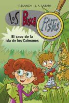 El caso de la isla de los caimanes (Los buscapistas 5) (ebook)